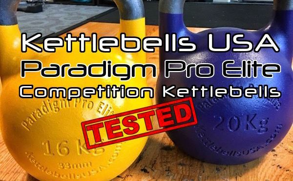 Kettlebells USA Paradigm Pro Elite Precision Review