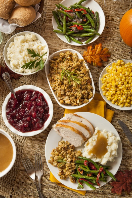 4 Healthy Thanksgiving Side Dishes | Fitness Together
