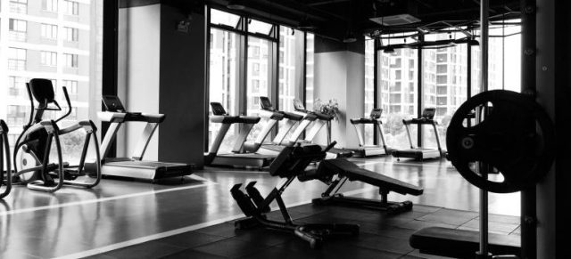 gym after working hours