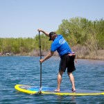 stand up paddle boarder sup fitness vida