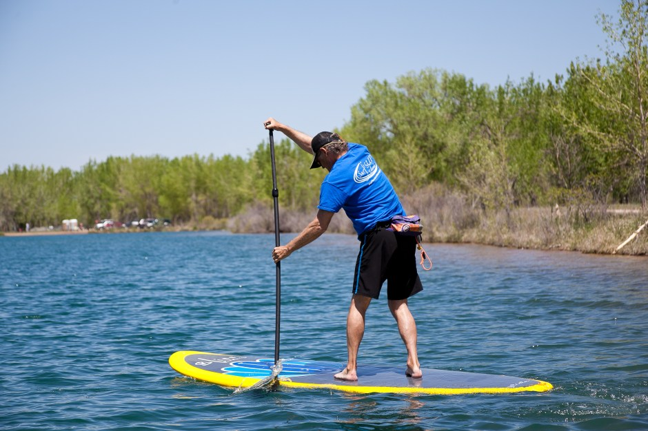 the stand up paddleboard workout pic 1 fitness vida