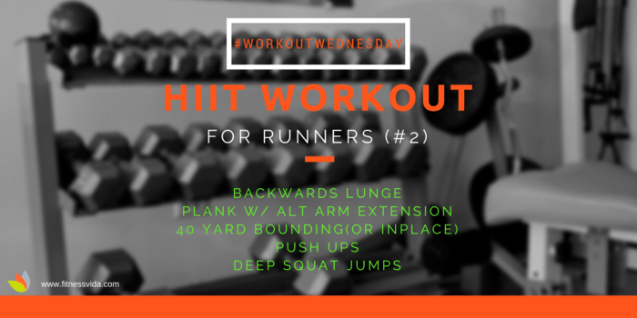HIIT For Runners 2