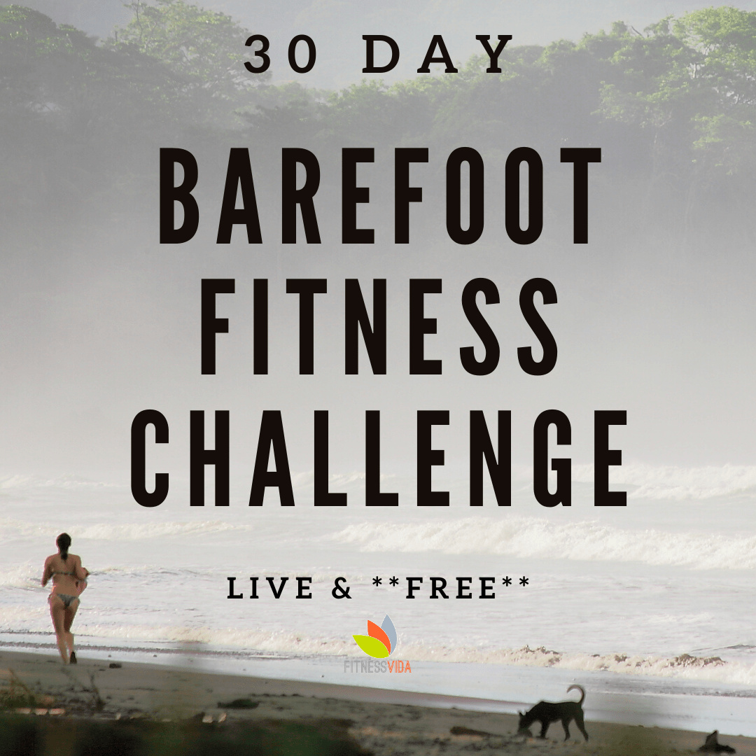 30 Day Barefoot Fitness Challenge Fitness Vida 2