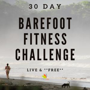 30 Day Barefoot Fitness Challenge Fitness Vida 2