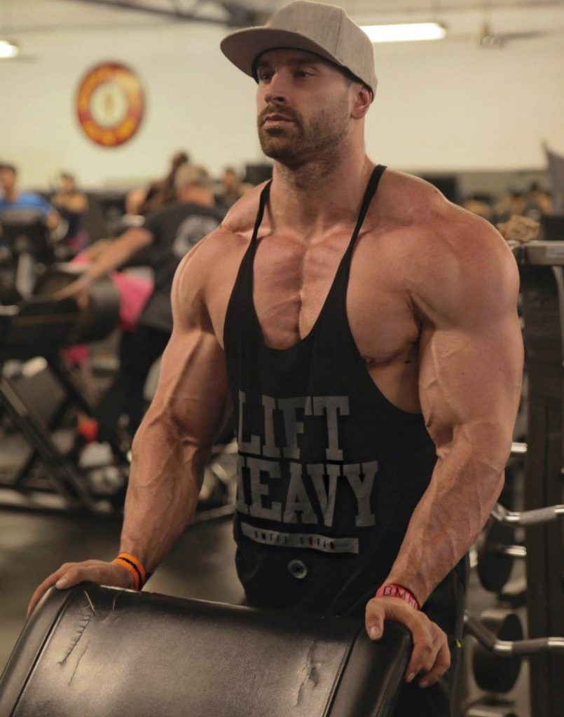 Bradley Martyn: Height | Age | Weight | Profile | Workouts and Diet