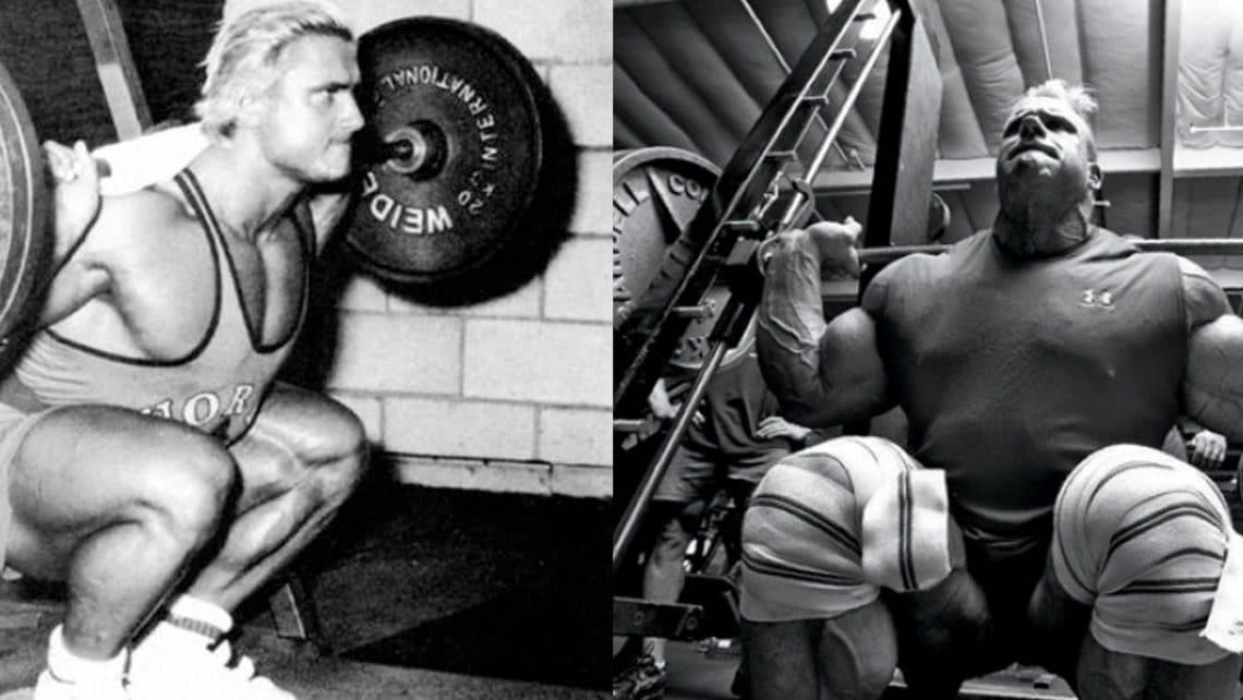 Is there a best method for building massive legs?
