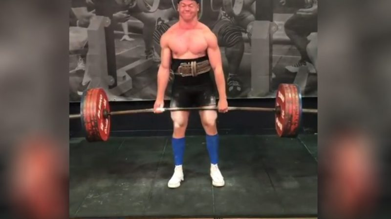 Watch: 17-12 months-Outdated Can Deadlift Over 3x His Personal Body weight