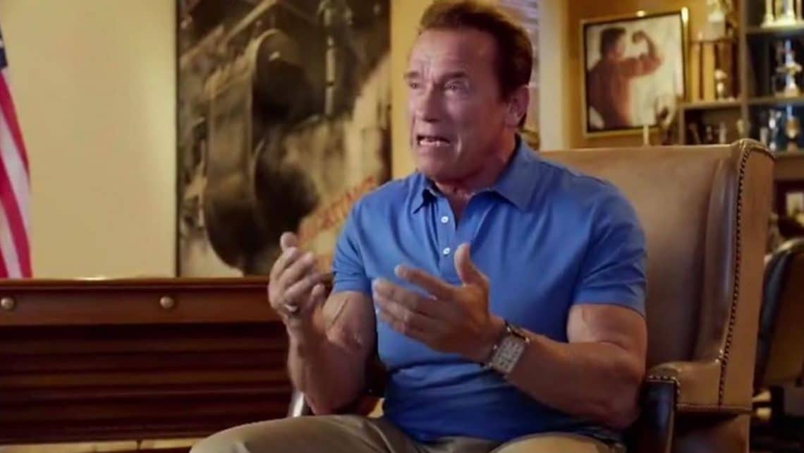 Arnold Schwarzenegger Recommends Plant-Primarily based Food plan In New Movie
