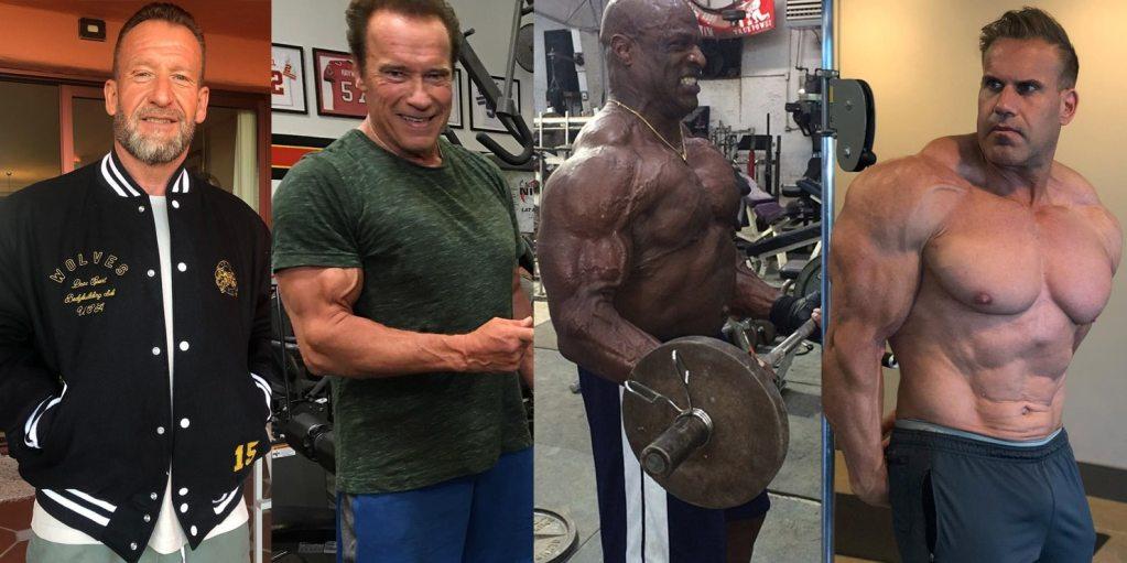 10 Bodybuilding Legends Still In Amazing Shape Fitness Vol