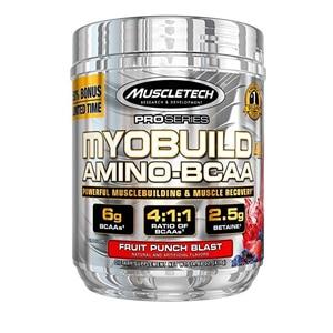 Muscletech Myobuild Bcaa