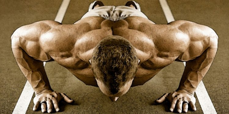 13 Subsequent Degree Push-Up Variations For Mass, Energy, and Efficiency