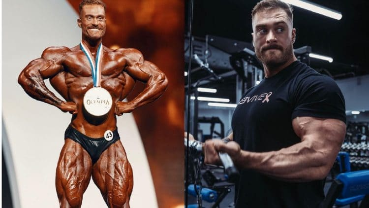 Chris Bumstead Shares His Favorite Tricep Workouts