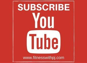 Fitness with PJ YouTube channel