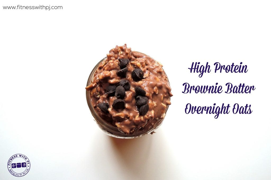 High Protein Breakfast Recipes - Fitness with PJ