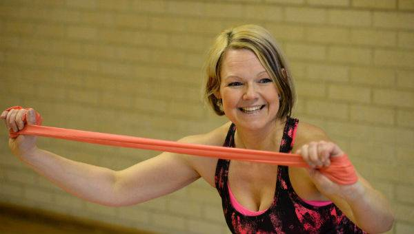 fitness with ulrika