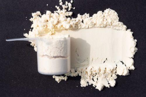 suplementos de albumina de huevo en polvo