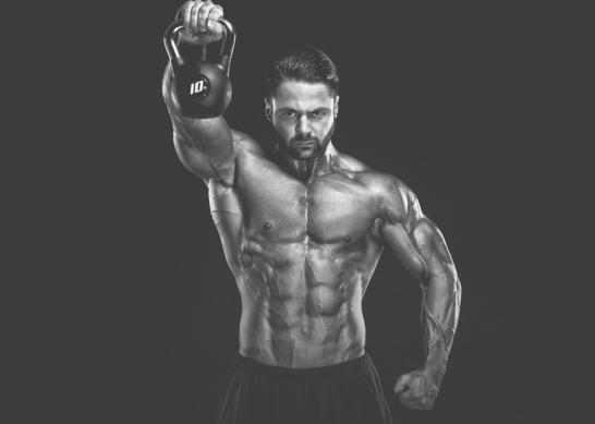 Creatina desarrollo muscular