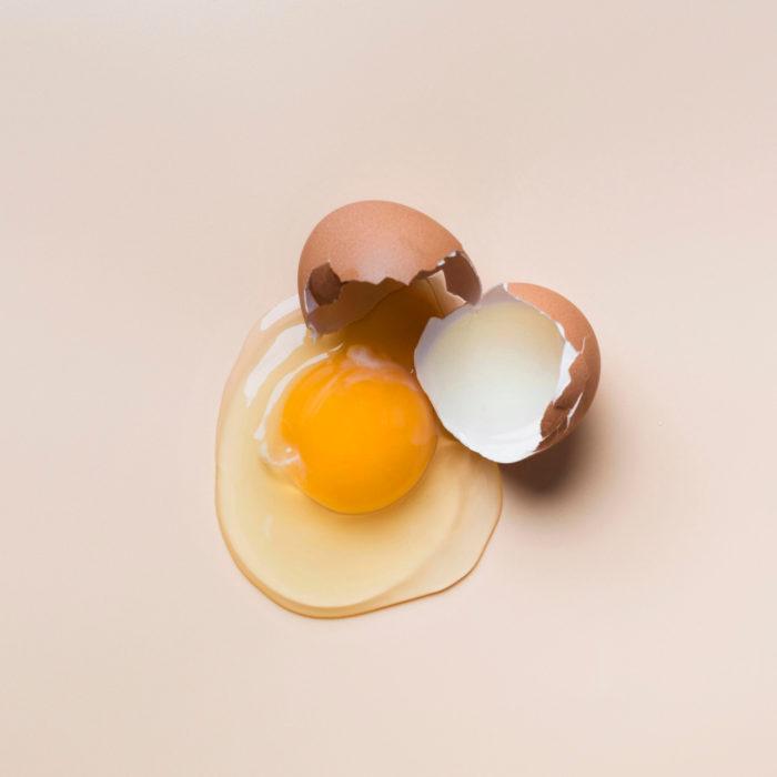 huevo entero