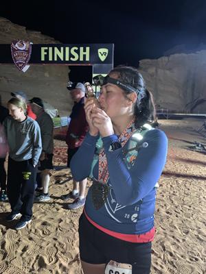 Antelope Canyon Finisher