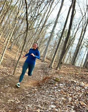Running in Umstead