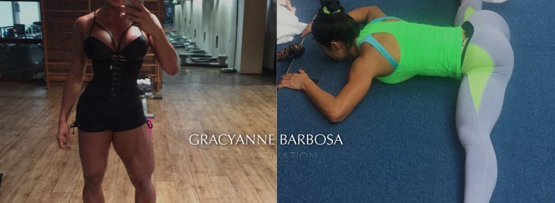 Gracyanne Barbosa Brazilian Motivation Fitnish Com