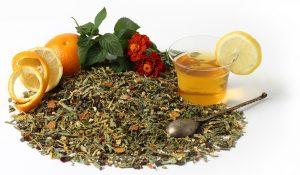 calorie free herbal tea