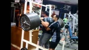 ego lifting injury