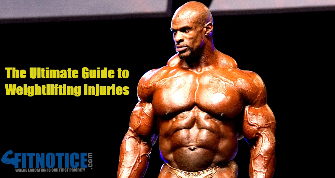 The Weightlifting Injuries Bible – Prevention And Recovery