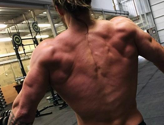aquaman's back workout