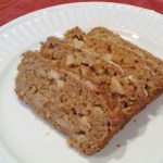Spiced Apple Bread