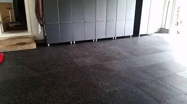 Used Gym Flooring  Rubber Gym Flooring  Installation