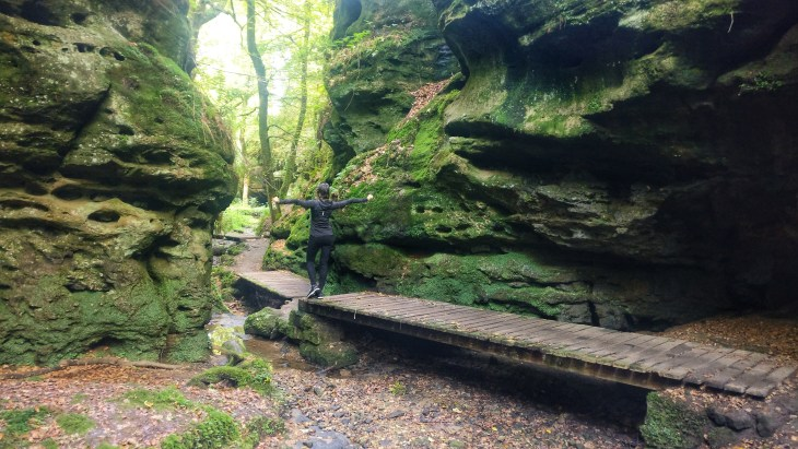 Hohllay Cave is a great place to hike in Luxembourg