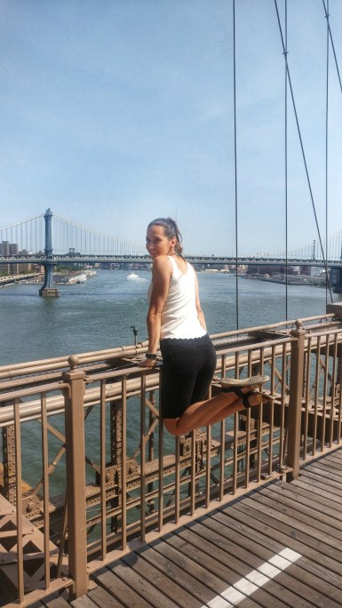 How to stay in shape in New york - fitness activities in Manhattan