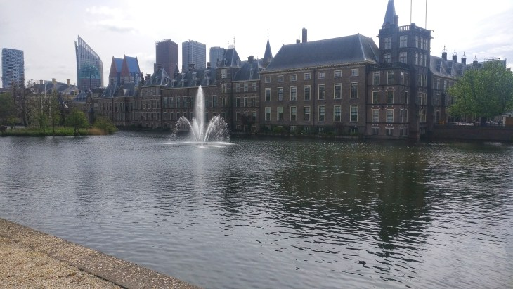 Things to do in the Hague - visit Binnehof and Ridderzaal