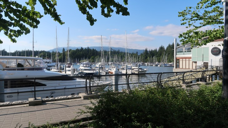 Fit on your trip to Vancouver Top 5 fit things to do - Stanley park