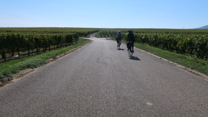 Best cycle route in France 2