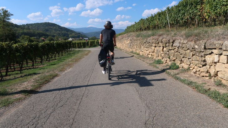 Best cycle route in France