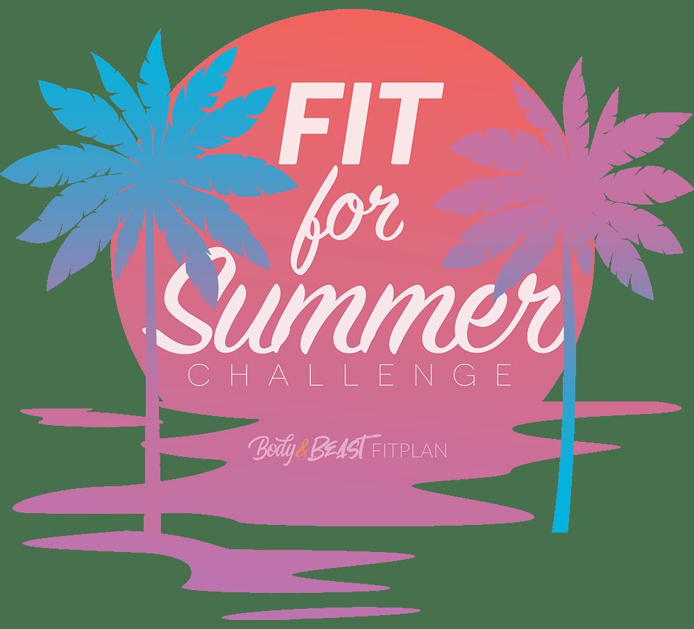 FIT FOR SUMMER CHALLENGE