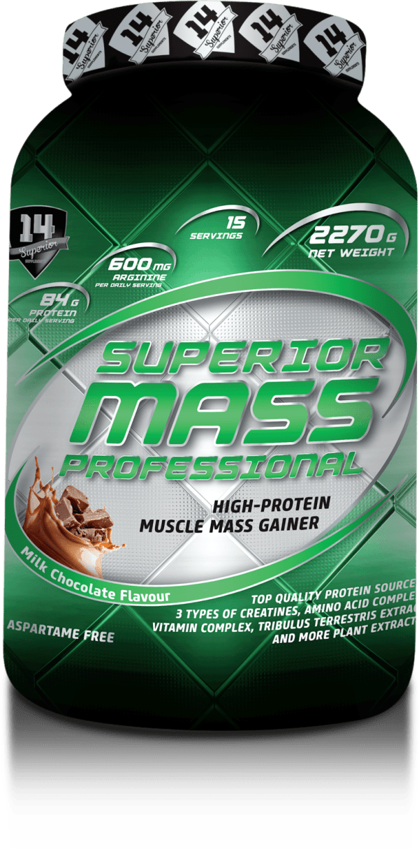 Mass Professional 2270g Milk Chocolate 1