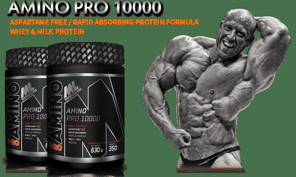 banner amino pro 10000