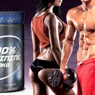 L-ARGININE + AAKG 100% POWDER 300γρ