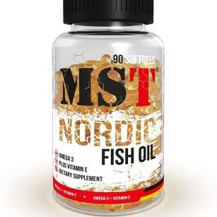 MST Nordic Fish Oil, 90 κάψουλες