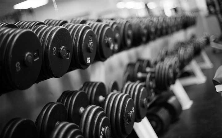weights-rack