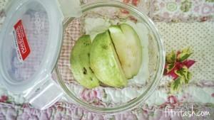 Guava Crystal Sunpride yang renyah dan manis