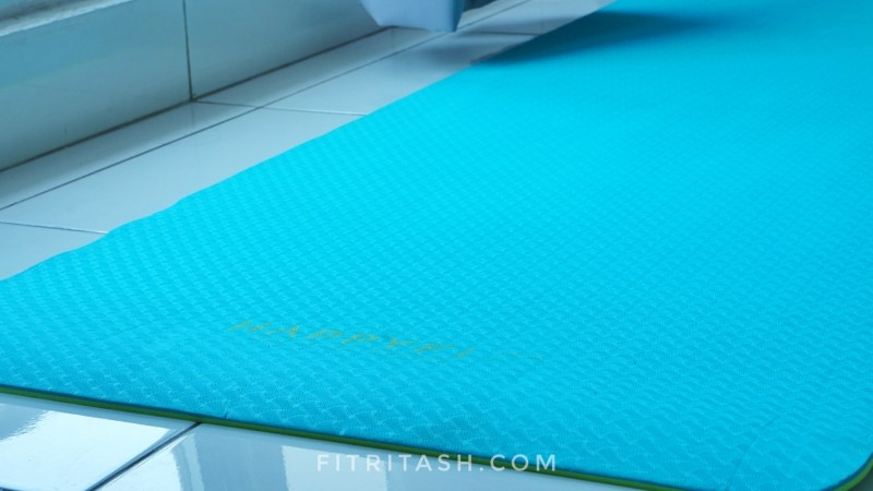 Review Matras Yoga: Happy Fit Eco Friendly