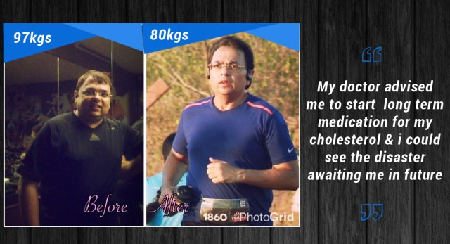 How a 49 Year Old Businessman From Pune Inspired His Way To Fitness