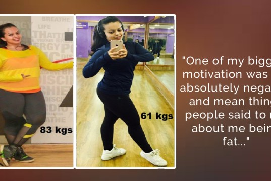 Once Mocked For Being Overweight, Today a Fitness Inspiration & Role Model To Many