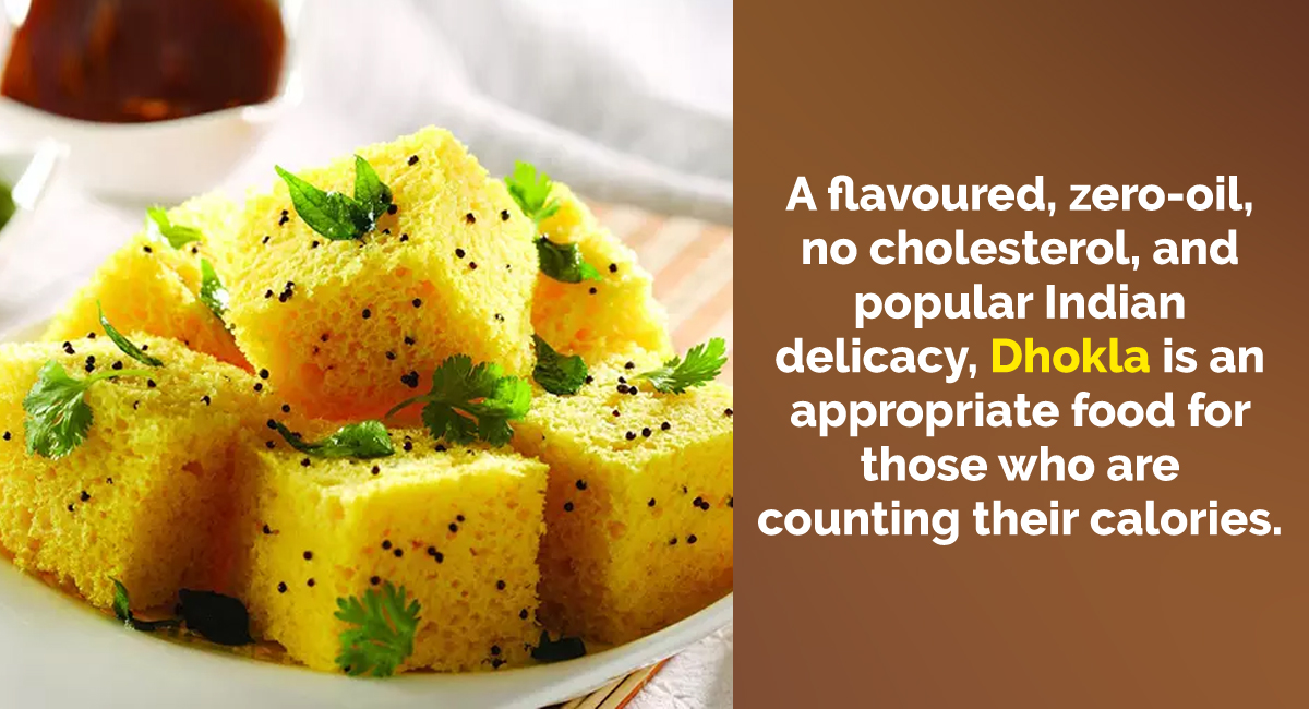 How many calories are there in a dhokla what are its health benefits forumfinder Image collections