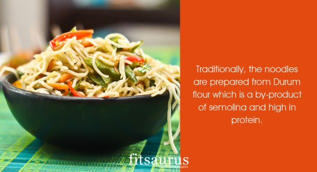 How Many Calories Are There in Hakka Noodles & Does It Have Any Health Benefits?