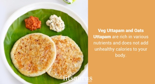 How Many Calories Are There in Uttapam & Does It Have Any Health Benefits?